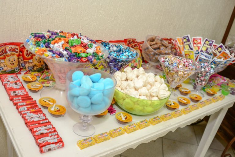 Buffet Five Kids - Doces 07